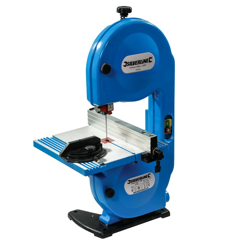 Silverline 8 Inch Hobby Band Saw Diy Bandsaw For Sale