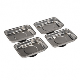 4 Piece Magnetic Tray Set