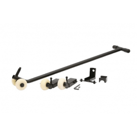 """Wheek kit for 10"""" and 12"""" Cast Iron Tablesaw"""