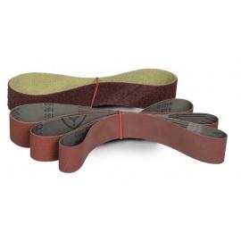 Five Sanding Belts - 618 x 40 - A45