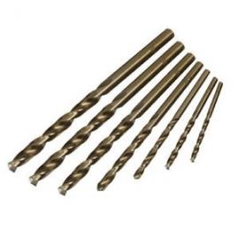 Silverline 7 Piece Cobalt Drill Bit Set