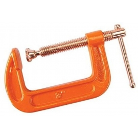 G Clamp with Copper Threads - 200mm (8 inch)