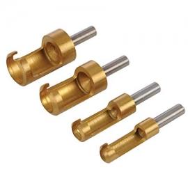 Plug Cutter Set