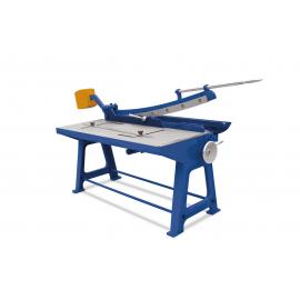 Metallkraft Manual Guillotine Shears