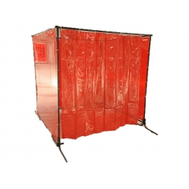6ft x 6ft x 6ft Welding Booth
