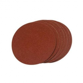 60 Grit 150MM Sanding Discs - Self Adhesive