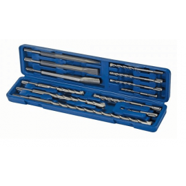 SDS + Drill & Steel Set