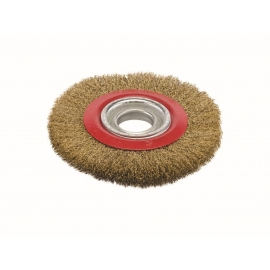 """6"""" - 150mm Wire Wheel for Bench Grinder"""
