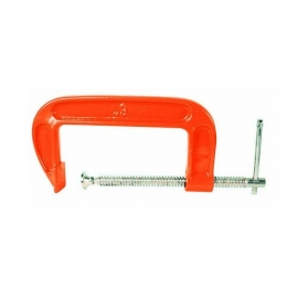 G Clamp with Copper Threads - 75mm (3 inch)