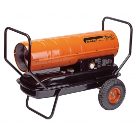 Fireball 125XD Diesel Space Heater 125K BTUs