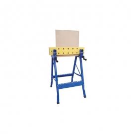 Carpenters Foldable Portable Workbench