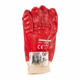 Red  Latex Gloves   ( 4 Pair )