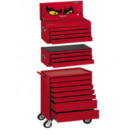 Teng Tools  Cabinet Stack