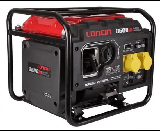 Loncin 3.3kW 110V Inverter Generator