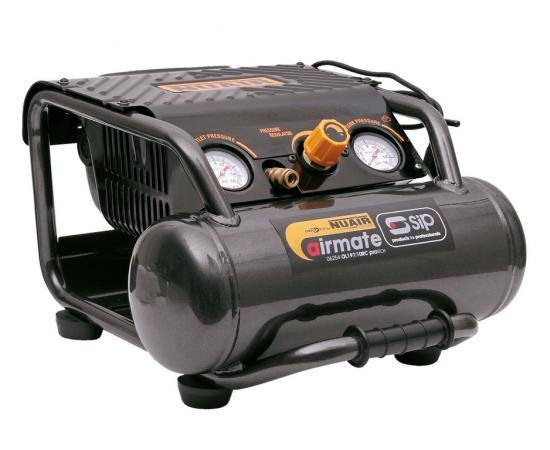 SIP Airmate 110 Volt, 10 Litre Oil Free Air Compressors