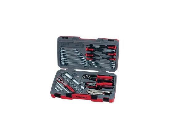 """Teng 48 Piece 3/8"""" Professional Tool Set Metric & AF"""