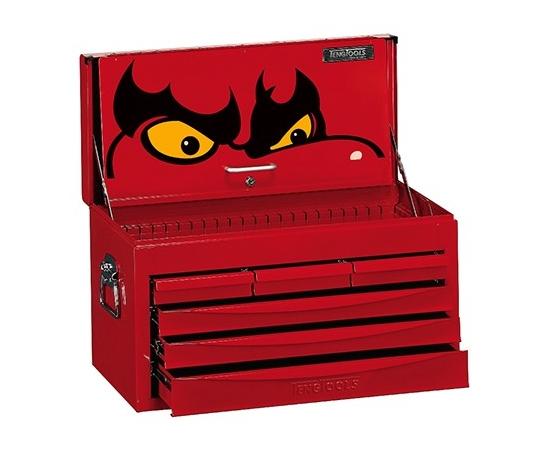 6 Drawer Teng Tools Top Box